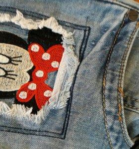 Женские джинсы-бойфренды.