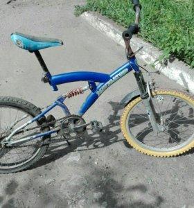 Велосипед полростковый