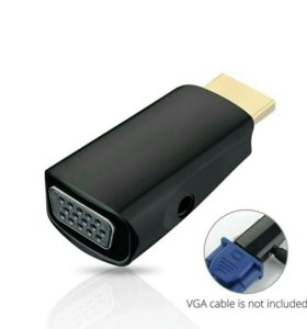 HDMI-VGA переходник
