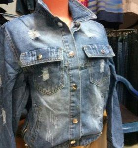Куртка джинсовая, размеры М, L, XL