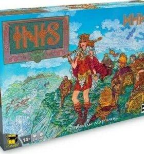 Иниш (Inis Настольная игра)