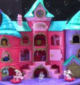 Заколдованный замок Филли Ведьмы Filly большой