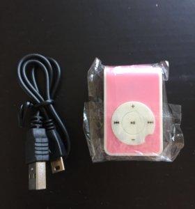 Плеер MP3 новый