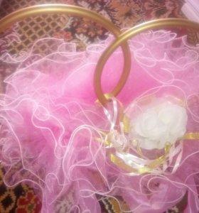 Набор для украшения свадьбы машины жениха и невест