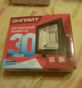 Прожектор светодиодный 30Вт 4000К