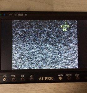 Телевизор/монитор