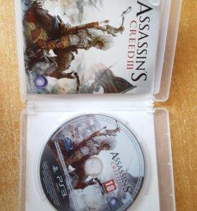 Assassin's creed 3 для PS3.