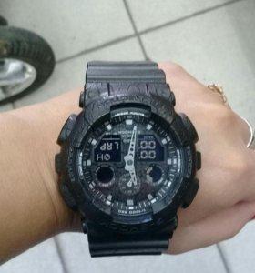 Часы casio G-shoc