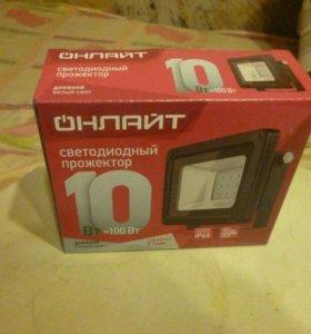 Светодиодный прожектор 10Вт 4000К