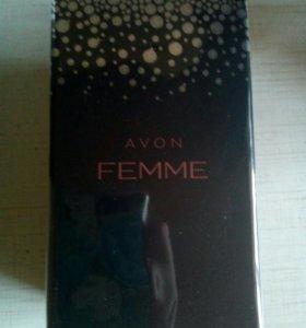 Avon femme 50 ml новые