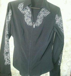 Блузка/рубашка 46-48 р-р