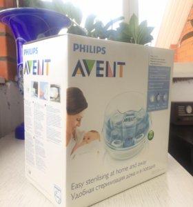 Паровой стерилизатор Philips Avent. Новый.