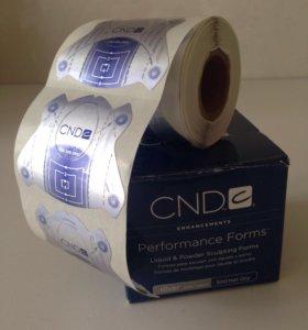 Формы для моделирования акрилом бумажные CND