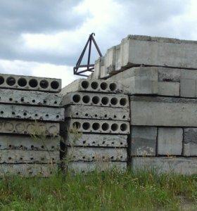 Блоки плиты
