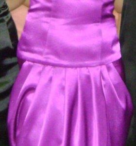 Вечернее платье + клатч