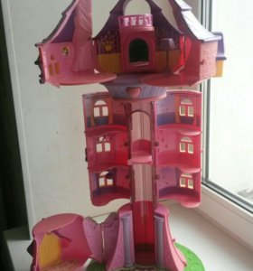 Домик Замок - башня для пони Филли