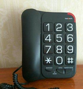 Стационарный телефонный аппарат TEXET