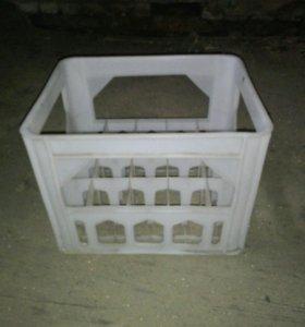 Ящик под стеклобутылку 0,5