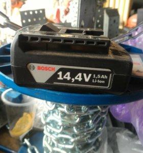 Аккумулятор для шуруповерта BOSCH 14,4v
