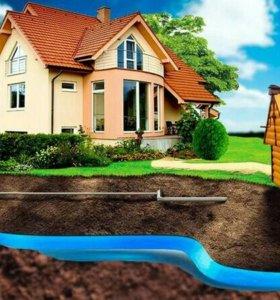 Водоснабжения частного дома