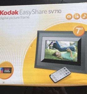 Фоторамка Kodak EasyShare SV710 в коробке