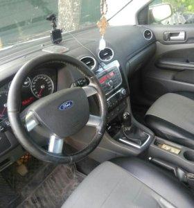 Форд фокус 2008г.в.