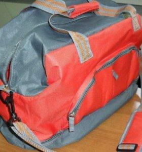 Новая спортивная (дорожная) сумка