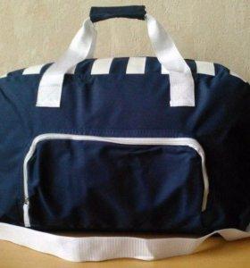 Новая сумка дорожная/спортивная