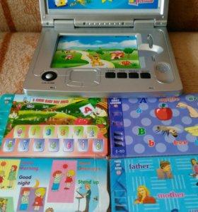 Детский ноутбук для. изучения англ. языка