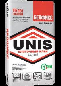 Клей плиточный ЮНИС Белфикс (25 кг)