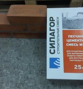 Песчано-цементная смесь М-100