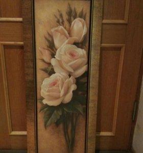 """Новая картина """"Розы"""""""