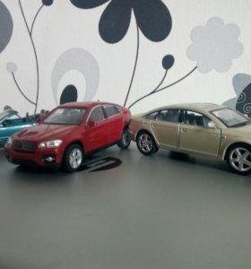 Машинки 3шт