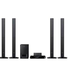 Система домашних развлечений Blu-Ray Samsung