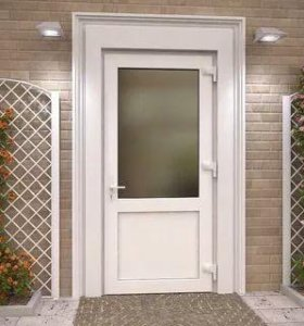 Дверь ПВХ 960/2100