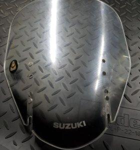 Стекло мотоциклетное suzuki strom dl650