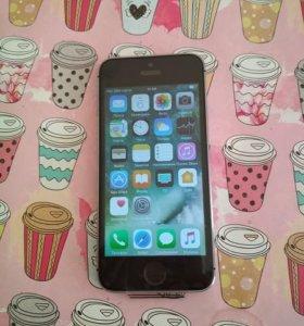 продается новый iPhone 5S 32гб Spsce gray