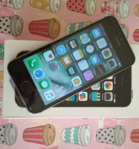 продается новый iPhone 5S 64гб Spsce gray