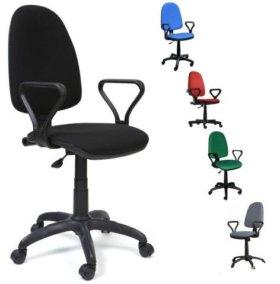 Компьютерные кресла в ассортименте