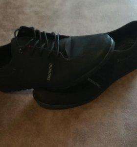 Туфли мужские (подростковые)