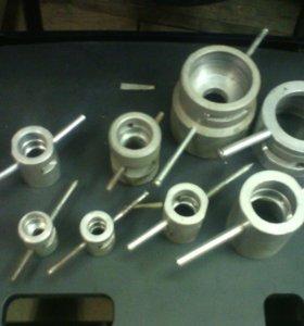 Инструмент для шебровки металопластиковых труб