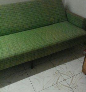 Диван, 2 кресла