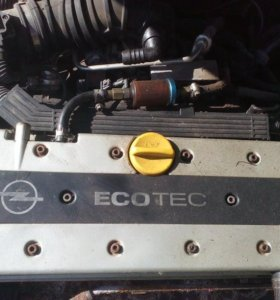 Двигатель Опель Вектра Караван