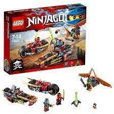 Лего Ниндзяго- Мотоциклы
