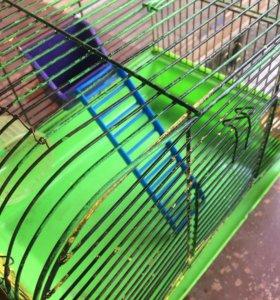 Клетка для хомячков,крыс и кроликов