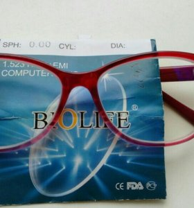 Очки женские для компьютера