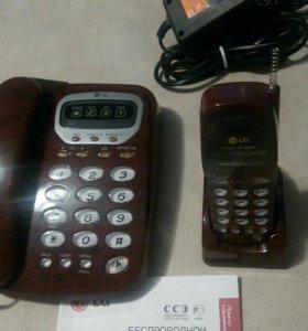 Беспроводной(радио)телефон