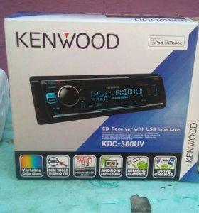 KENWOOD KDC300UV
