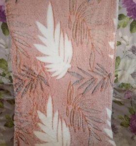 Плед бамбук микрофибра новый