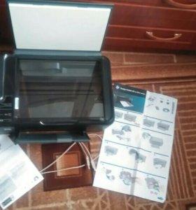 Принтер , сканер , факс.